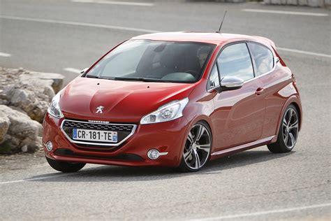 Peugeot 208 Gti Review Autocar