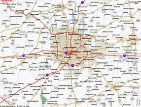 Columbus Ohio City Map