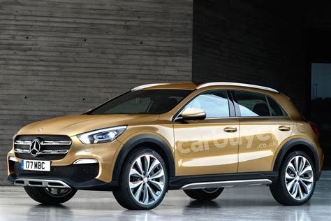mercedes gla 2019 new mercedes gla 2019 price specs and release date