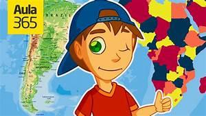Los Mapas del Mundo: Mapa Físico y Mapa Político (Parte 1) Videos Educativos para Niños YouTube