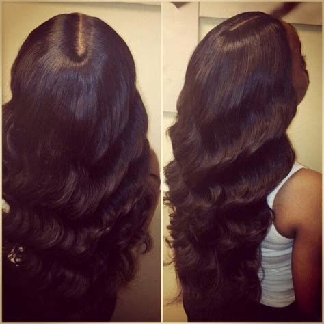 18 Inch Sew In Hairstyles by 3pc Bundle 18 20 22 Inches Hair Makeup Hair Styles