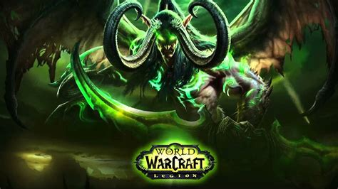World Of Warcraft Legion Animated Wallpaper - ae illidan legion from wow world of warcraft