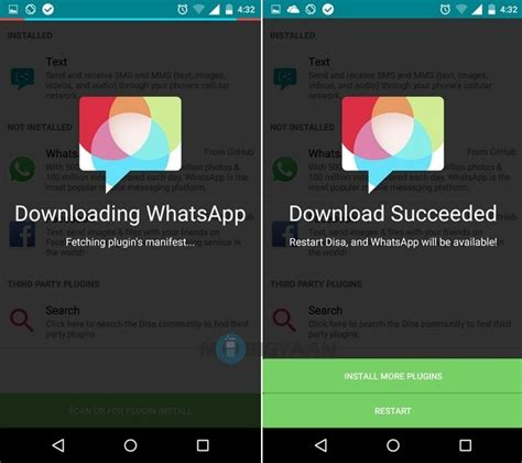 how to a phone number with just the number how to use 2 whatsapp accounts on your android smartphone