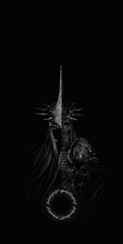 The Witch King of Angmar in 2019 | Lord of the rings tattoo, Lord of the rings, Witch king of angmar