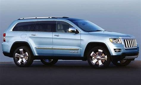 2018 Jeep Wagoneer Concept