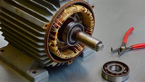 Can You Repair a Burned-Out Electric Motor?   Sciencing
