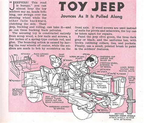 wooden jeep plans how to build wooden jeep plans plans woodworking