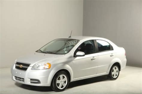Sell Used 2010 Chevrolet Aveo Ls Auto Cd Spoiler Warranty