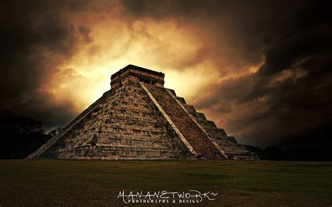 chichen itza wallpapers  background images stmednet