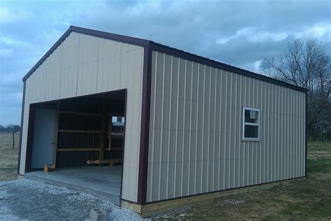 delightful 30x40 garage package pole barns kits pictures to pin on pinsdaddy