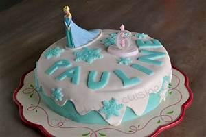 Gateau Anniversaire Reine Des Neiges : g teau reine des neiges molly cake fourr la chantilly ~ Melissatoandfro.com Idées de Décoration