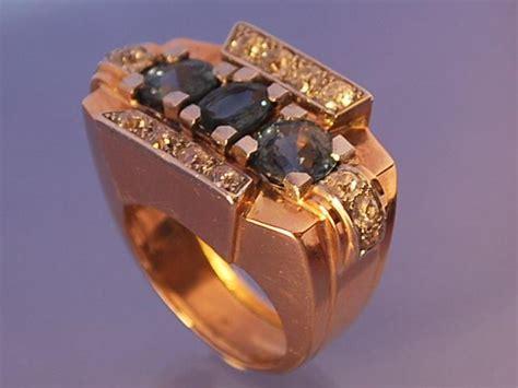 bague tank d 233 co saphirs diamants benoit joaillier