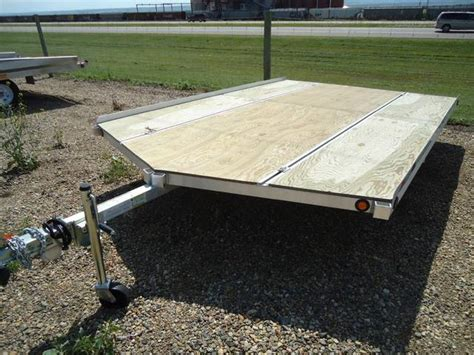 Sno Pro Sled Deck Dealers by 2011 Sno Pro 2 Place Snowmobile Trailer 12 Kramer
