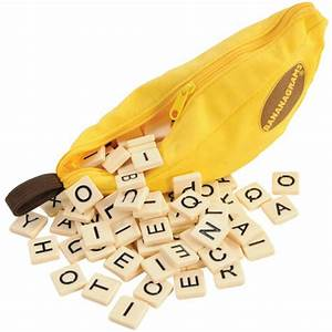 bananagramsr word game by bananagrams With big letter bananagrams