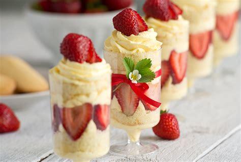 sweet food dessert berries strawberries wallpaper