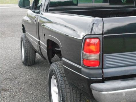 Buy Used Nice Solid Dodge Ram 4x4 Short Bed Recent Paint