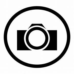 Dslr clipart camera logo - Pencil and in color dslr ...