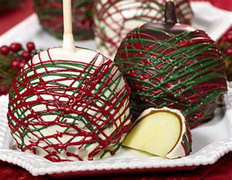 árbol de navidad con dulces receta de como hacer manzanas cubiertas de chocolate cocinadelirante