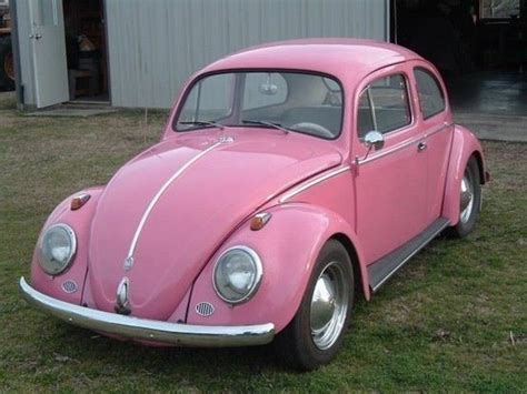 Pink Beetle Car by 207 Best Pink Car Accessories For My Pink Volkswagon Bug