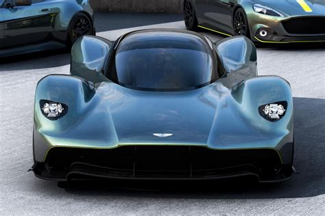 aston martin valkyrie    power
