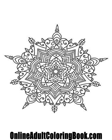 Our latest free adult coloring page! Visit us at online