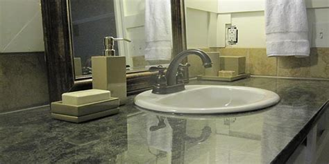 Marble Vs Granite Bathroom Countertops by Marble Vs Granite For Bathroom Countertops
