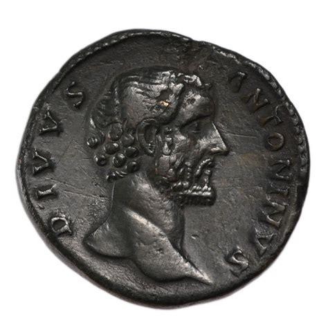 le comptoire des monnaies 10737 antonin le pieux sesterce cohen 165 ttb