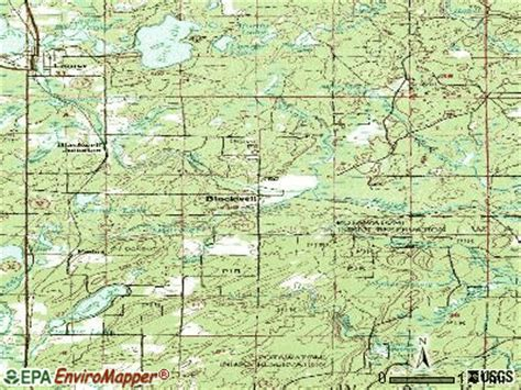 blackwell wisconsin wi  profile population maps