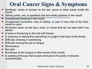 Copy Of Oral Precancer &Cancer