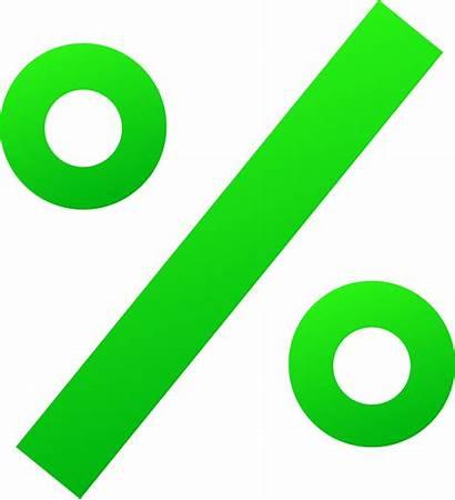 Math Symbols Clipart Percentage Clip Sign Percent
