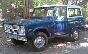 9 Strange & Little Known Facts About the First Gen Ford Bronco