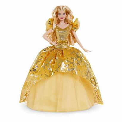 Barbie Holiday Doll Signature