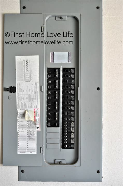 circuit panel september 2013 color coding your circuit breaker box first home love life