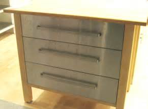 stainless steel kitchen island with butcher block top l a is my beat lift
