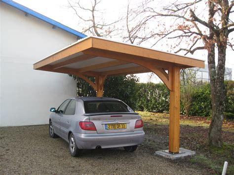 Carport : Car Port With Garbage Can Alcove To Right
