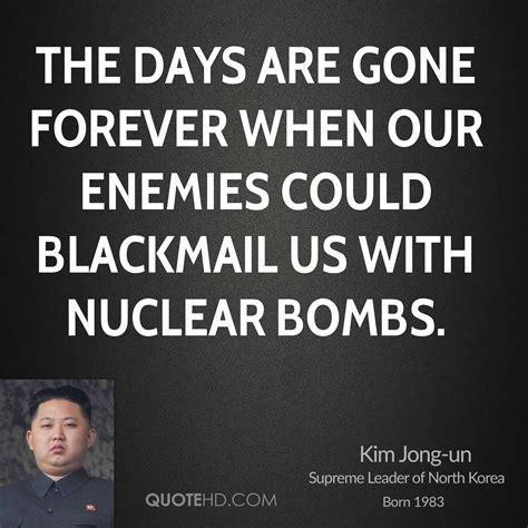 Kim Jong-un Quotes | QuoteHD
