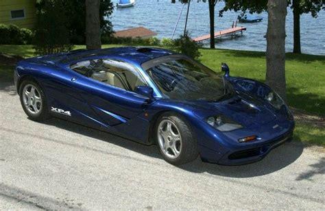 Mclaren F1 Xp4 by Midnight Blue Mclaren F1 Xp4 Cars I Like