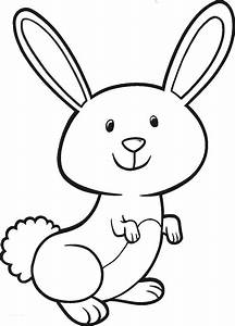 Easy easter bunny drawing new awesome easter bunny