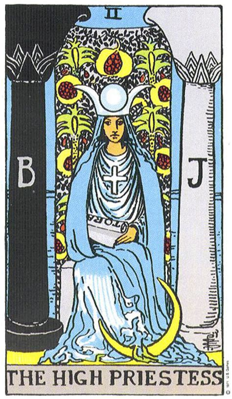 Universal Waite Tarot Deck Images by The High Priestess