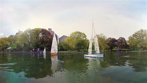 Central Park Boat Club by Sailing In Central Park Cnn