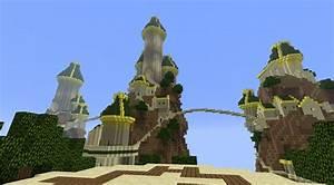 Amazing avatar temple Minecraft Project