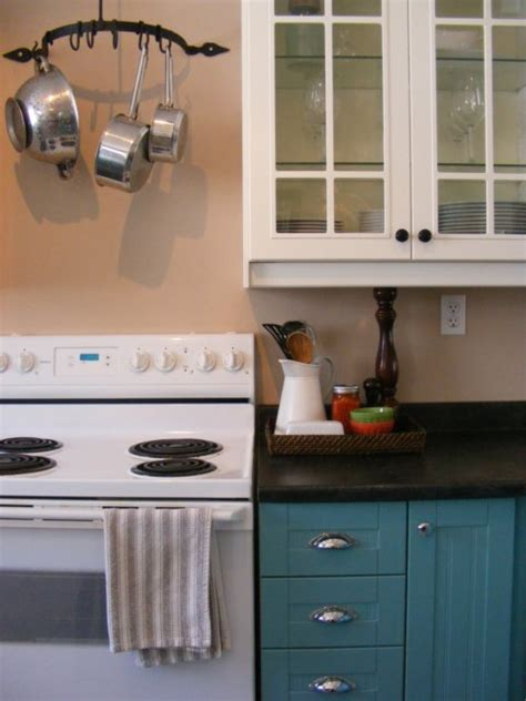 Teal Green Kitchen Cabinets by The Complete Guide To Imperfect Homemaking How To Paint