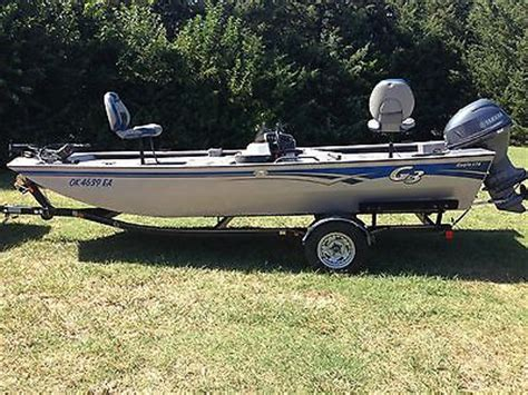 Used Boat Trailer For Sale Kansas City by 2010 G3 Eagle 176 For Sale In Winfield Kansas United States