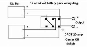 Wiring Diagram Dpdt Toggle Switch