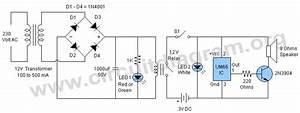 Ts Big Idea  Power Supply Failure Alarm Circuit Diagram