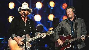 Blake Shelton & Toby Keith Sing 'Should've Been A Cowboy ...