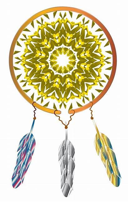 Dream Dreamcatcher Clipart Gold Drawing Catcher Transparent