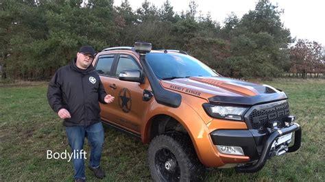 Mammut Offroad Ranger Garage by Ford Ranger Wildtrak Mammut Umbau Tuning Www Mammut