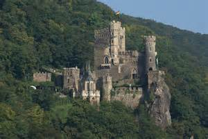 Rhine River Castle Cruise