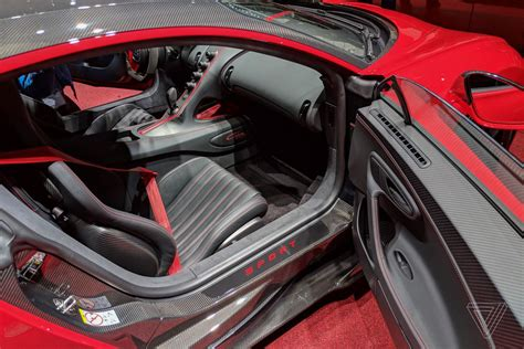 We are not talking about transportation, bugatti boss wolfgang durheimer told me last year, when he unveiled the chiron, a. Sitting inside Bugatti's new $3m Chiron didn't make me a ...